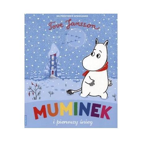 Muminek I Pierwszy śnieg Mambo