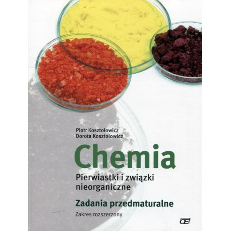 zadania maturalne chemia związki nieorganiczne