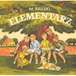 Elementarz kl.1-3 podręcznik Edukacja wczesnoszkolna / Reprint wydania z 1971 r