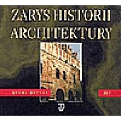 Dokumentacja budowlana cz.2 Zarys historii architektury. Podręcznik