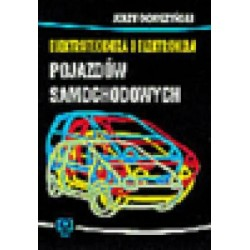 Elektrotechnika i elektronika pojazdów samochodowych. Podręcznik
