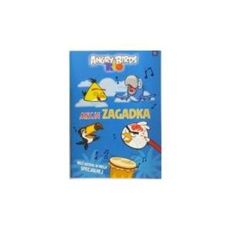 Kolorowanka Z Zagadkami B5 Angry Birds Rio Misja Zagadka Mambo