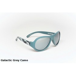 Okulary BABIATORS POLARIZED 3-7 Galactic Grey Camo