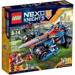 LEGO NEXO Knights Pojazd Claya 70315