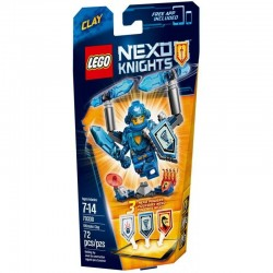 LEGO NEXO Knights Technorycerz Clay 70330