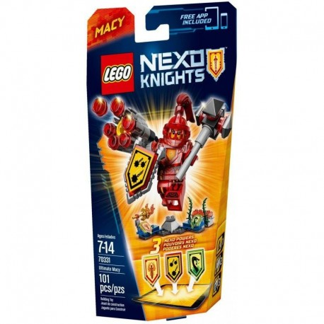 LEGO NEXO Knights Technorycerz Macy 70331