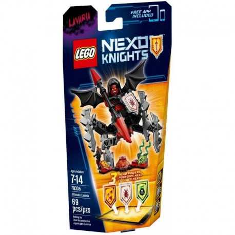 LEGO NEXO Knights Lavaria 70335
