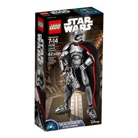 LEGO Star Wars Captain Phasma 75118