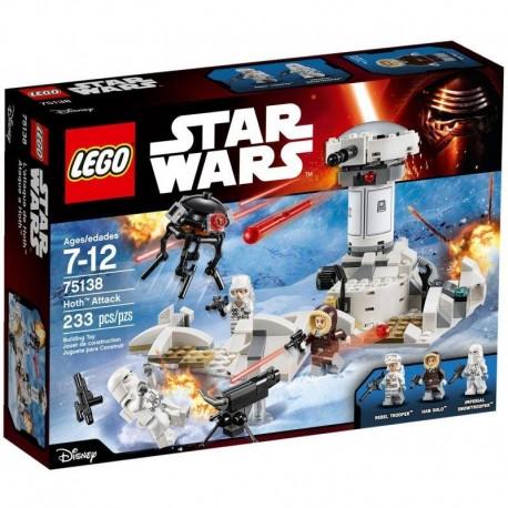LEGO Atak Hoth 75138