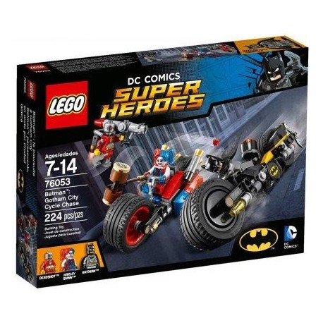 LEGO Super Heroes Pościg w Gotham City 76053