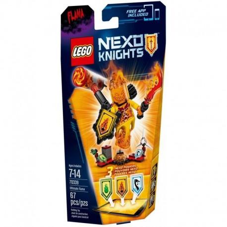 LEGO NEXO Knights Technorycerz Flama 70339