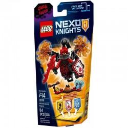 LEGO NEXO Knights Technorycerz Generał Magmar 70338