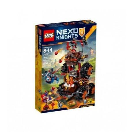Lego 70321 Machina oblężnicza Generała Magmara