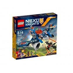 Lego Nexo Knights 70320 Myśliwiec V2 Aarona