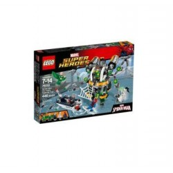 Lego Super Heroes 76059 Spider - Man: Pułapka z mackami Doc Ocka