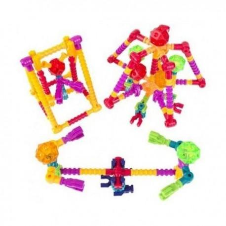 Klocki JawBones 150 elementów Plac zabaw 8053