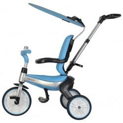 Rowerek Tójkołowy BMW składany niebieski SunBaby